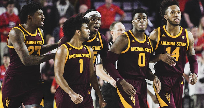 Sun Devil Men's Basketball