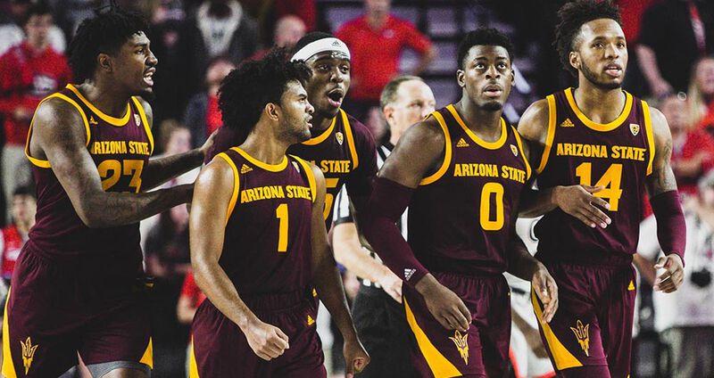 Sun Devil Men's Basketball Endowment
