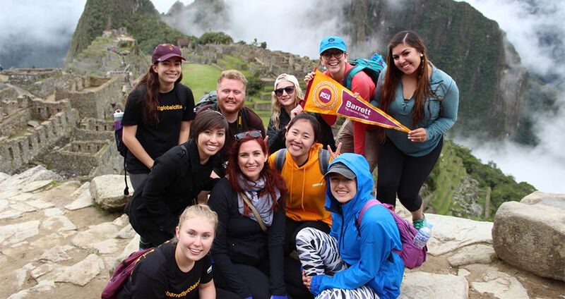 Barrett, The Honors College Study Abroad Fund