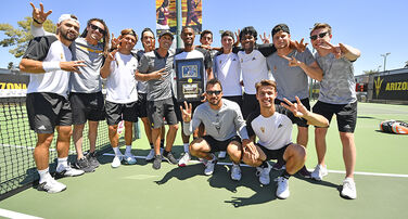 Sun Devil Men's Tennis