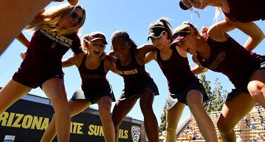 Sun Devil Women's Tennis