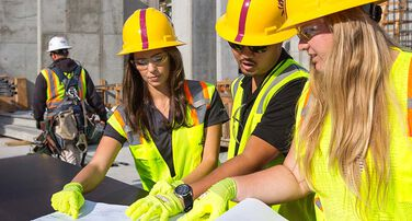 Advancing Women in Construction