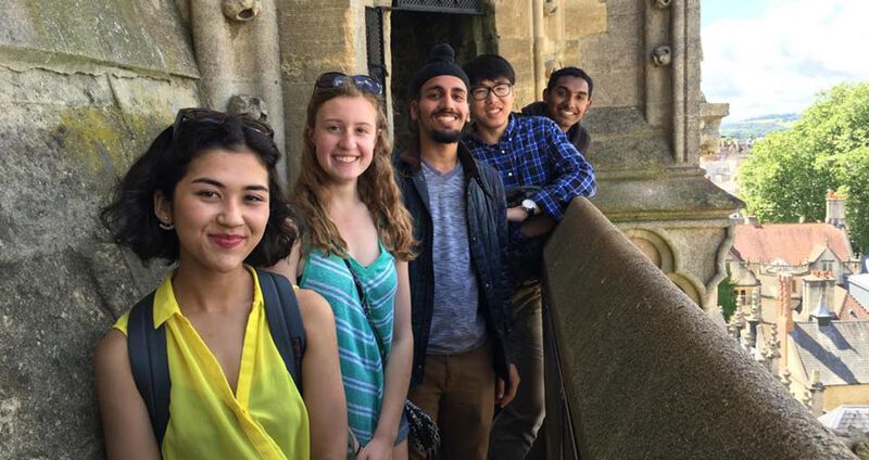 SFIS Study Abroad Student Support