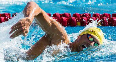Sun Devil Swimming Association's Ron Johnson Men's Swimming Scholarship