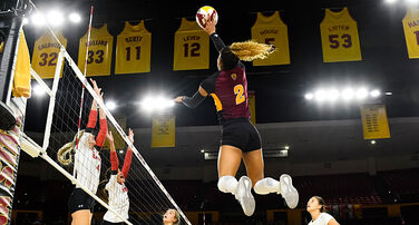 Sun Devil Women's Volleyball
