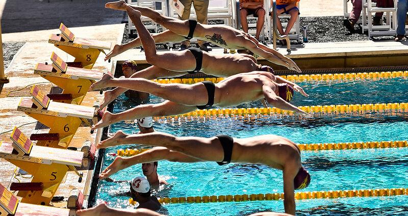 Sun Devil Men's Swimming