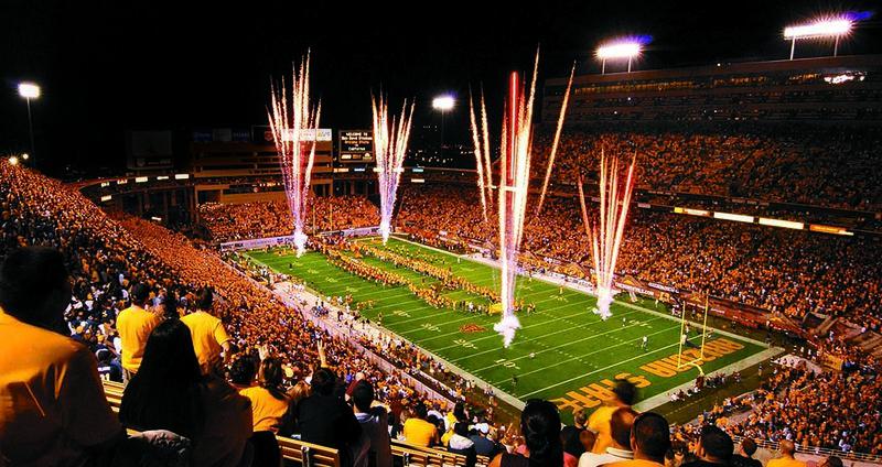 Sun Devil Stadium Improvements and Maintenance Fund