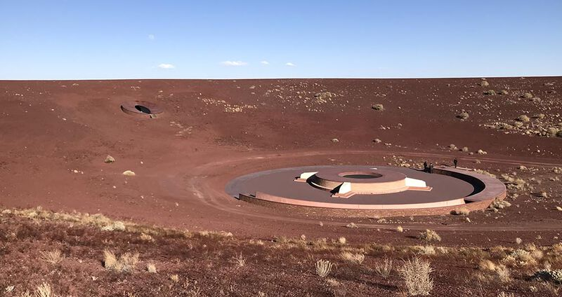 ASU Roden Crater Project