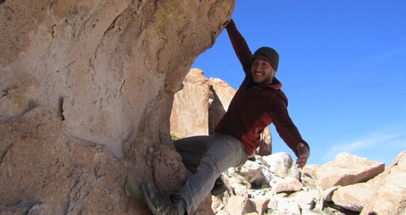 Ravi DeFilippo Geology Field Camp Scholarship