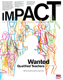 Wanted: qualified teachers